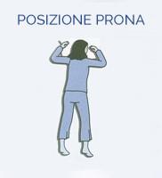 Posizione Prona