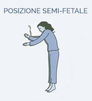 Posizione Semi-Fetale